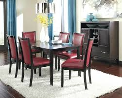 Ashley Furniture Dining Room Chairs Discontinued Table With Bench