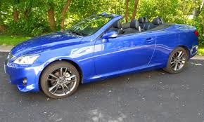 lexus is 250c road test review 2014 lexus is250c f sport is top down