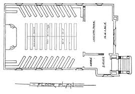 Catholic Church Floor Plans Berkeley Landmarks Westminster Presbyterian Church