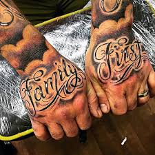 family first tattoo mens hands tattoos pinterest tattoo
