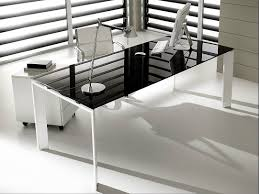 Glass Desk Office Furniture by Lacquered Glass Office Desks Archiproducts