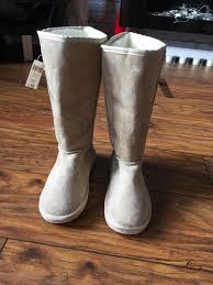 s ugg like boots sand ugg like boots size 5 in aberdeen gumtree