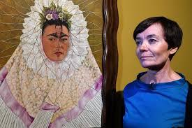 Seeking Painting Desperately Seeking This Frida Kahlo Painting Last Seen In Poland