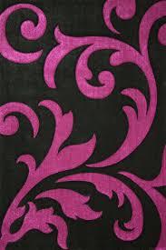moquette rose fushia tapis salon gris violet
