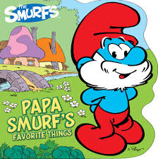 papa smurf u0027s favorite book peyo official publisher