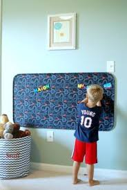 Oil Drip Pan From Walmart As A Giant Magnet Board  Genius - Magnetic board for kids room