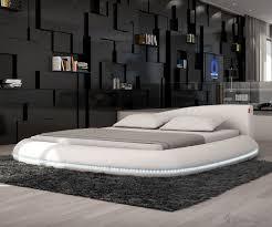 Schlafzimmer Bett Mit Led Funvit Com Schlafzimmer Bett Bilder