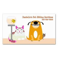 Us Government Business Cards Best 25 Pet Sitting Services Ideas Only On Pinterest Dog