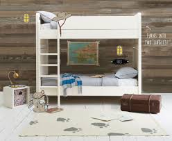 two floor bed clever clogs bunk bed white bunk bed loaf