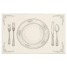 table setting placemat setting placemats serveware entertaining table dining