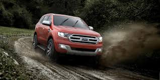 Ford Everest Facelift 2015 Ford Everest Is A Rough U0026 Ready Suv Video Autoevolution