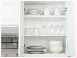how do you arrange dishes in kitchen cabinets how to organize kitchen cabinets in 10 steps with pictures