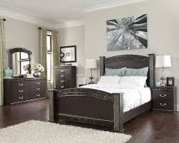 Bedroom Furniture Dresser With Mirror by Vachel 6 Pc Bedroom Dresser Mirror Queen Poster Bed B264 31