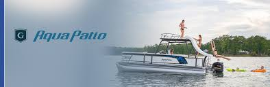 Aqua Patio Pontoon by Home Coulter U0027s Panorama Marine Panora Ia 641 755 2920