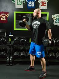 Bench Barbell Row Strength Training Gyms In Chattanooga Rambopt