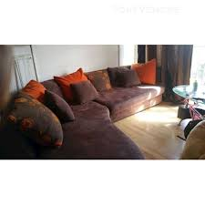 canape angle marron conforama canapé d angle en offres juin clasf maison jardin