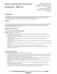 hybrid resume hybrid resume sles android application developer resume sles