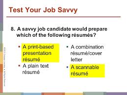 the job search résumés and cover letters ppt download