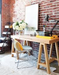 Ikea Sawhorse Desk Glass Sawhorse Desks Design Ideas