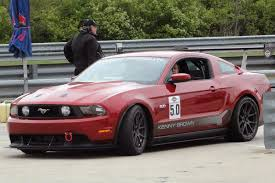 kenny brown mustang 2012 ford mustang gt4 cs autobahn edition by kenny brown review