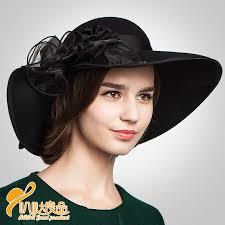 online get cheap womens satin formal hat aliexpress com alibaba