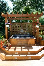 Patio And Deck Ideas Best 25 Deck Pergola Ideas On Pinterest Decks Pergola Patio
