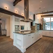 stove in kitchen island fridge next to stove design ideas