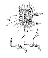 68019702aa genuine mopar solenoid transmission