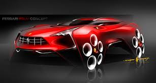 ferrari suv ferrari u0027s nyse race fuv to have invisible rear doors live