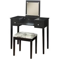 bench vanity set with bench linon home decor vanity set