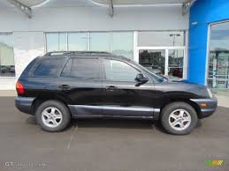 2003 hyundai santa fe black grey on 2003 images tractor service