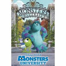 25 party planning theme monsters university images