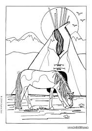 290 horses images horse coloring pages