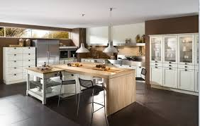 kitchen agreeable kitchen design with rectangular dining table