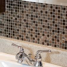 smart tiles mosaik minimo roca 11 55 x 9 64 peel stick wall