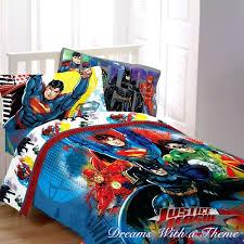 Superhero Double Duvet Set Superhero Duvet Cover Set 2016 Arrival Kids Bedding Set Batman