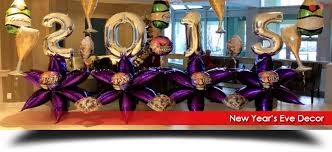 New Year Decoration With Balloons by 99490428 Png