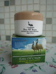 Minyak Emu australia ostrich damage repair anti allergy moisturizing