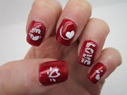 17 great nail designs for valentine u0027s day