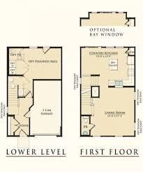 Large Townhouse Floor Plans Ryan Homes Townhouse Floor Plans Homes Home Plans Ideas Picture