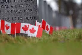 Grave Marker Flags Gallery Remembrance Day In Winnipeg Winnipeg Free Press