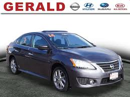 nissan sedan 2014 featured used cars in naperville gerald nissan of naperville