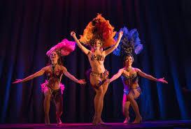 burlesque shows in new york city thrillist