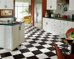 Cork Kitchen Floor - smart kitchen flooring choices home tips for women