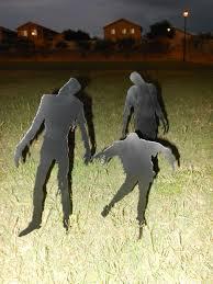halloween decoration zombies walking dead halloween garden art