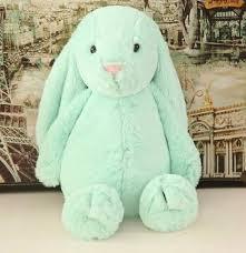 personalized easter bunny personalized easter bunny solid grey thetinycloset