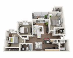 2 bedroom 1 bath house plans floor plans and pricing for los altos at altamonte springs