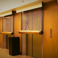 Door Draft Curtain Smoke And Fire Curtains Rsm Services Inc