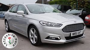 used ford mondeo titanium 2016 cars for sale motors co uk