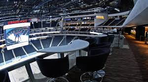 home theater seating edmonton rogers place oilers u0027 new home draws rave reviews